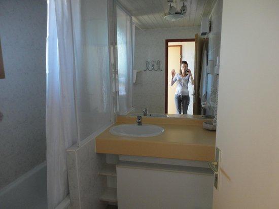 Domaine de L'Espinet : salle de bains