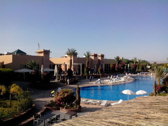 La piscine picture of club dar atlas marrakech for La piscine review