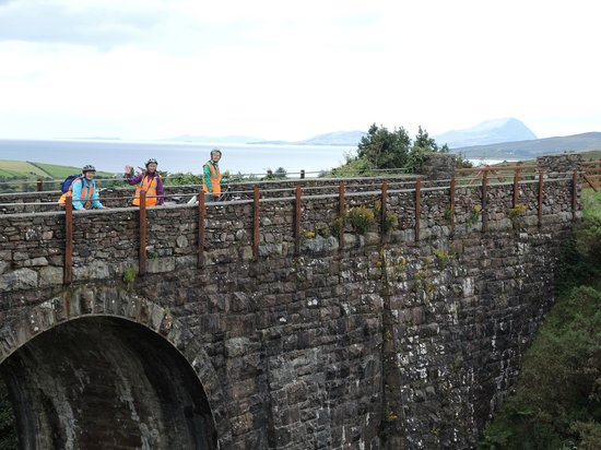 Clew Bay Bike Hire and Outdoor Day Adventures : Greenway Newport to Mulranny section