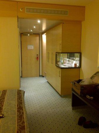 Maritim Hotel Düsseldorf: Room