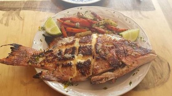 Abuelos: The Whole Fish