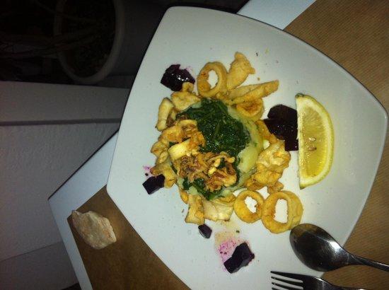 Karina All day Taverna: Calamari
