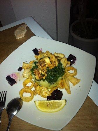 Restaurant Karina: Calamari