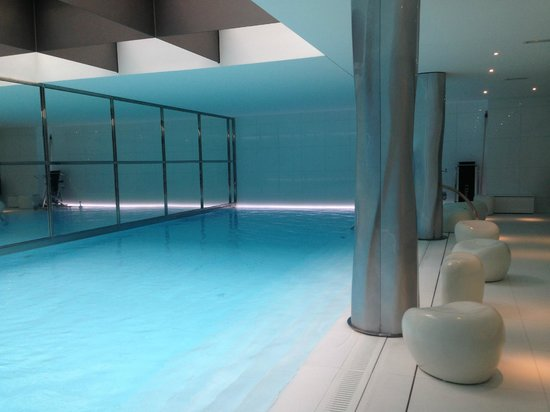 Piscine photo de le royal monceau raffles paris paris for Piscine 75008