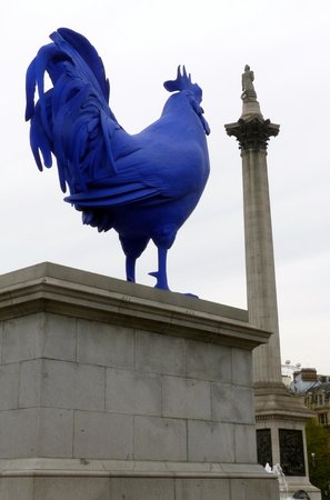 Hahn/Cock Sculpture