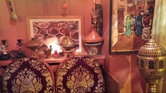 Les Saveurs du Maroc: épices