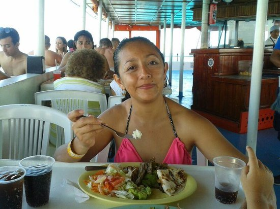Dancer Cruise: mmmm rico verdad