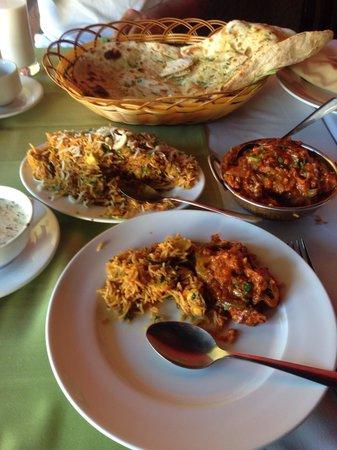 Ganesh Indian Restaurant : Вкусно