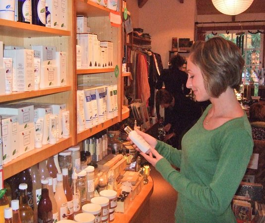 Osmosis Day Spa Sanctuary: Find an exquisite selection of unique gifts and products in our boutique.