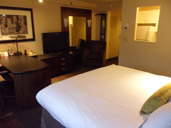 Dumont NYC–an Affinia hotel: Bedroom