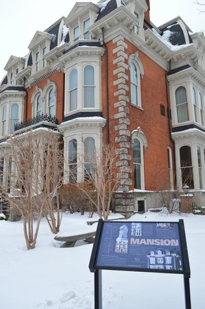 The Mansion on Delaware Avenue: Mansion