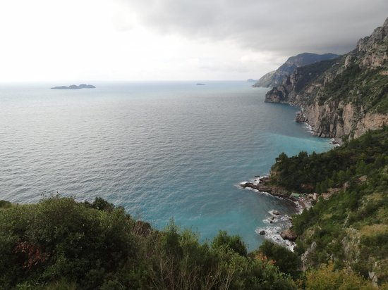 See Amalfi Coast and more... : the sea