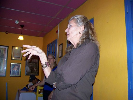 Boquete Art Cafe : Another expat speaks