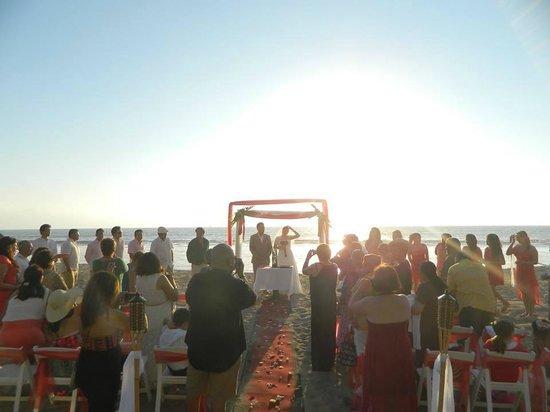Villa Varadero Hotel & Suites: boda civil