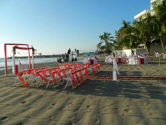 Villa Varadero Hotel & Suites: lugar para boda
