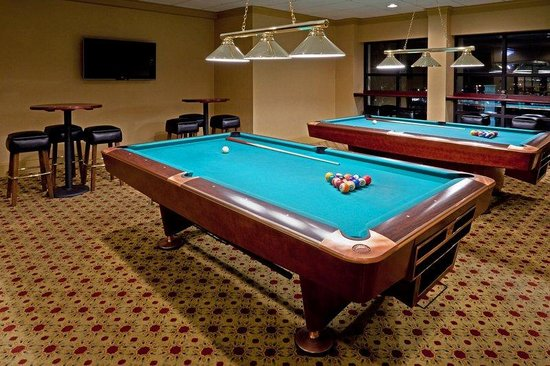 Red Lion Hotel Harrisburg Hershey: Game Room