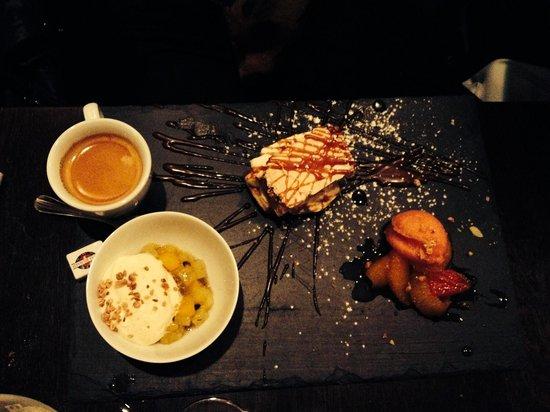 Pouic-Pouic : Café gourmand