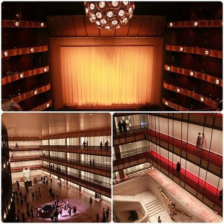 New York City Ballet (NYCB): Interior
