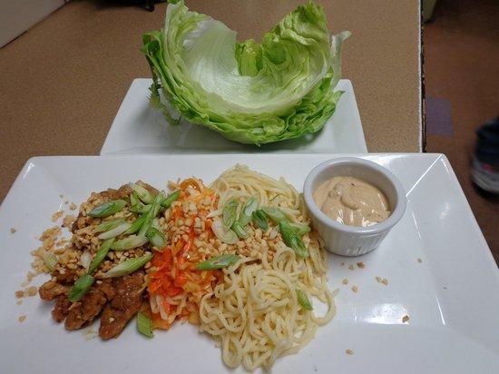 Moose Mulligans : Thai Lettuce Wraps!