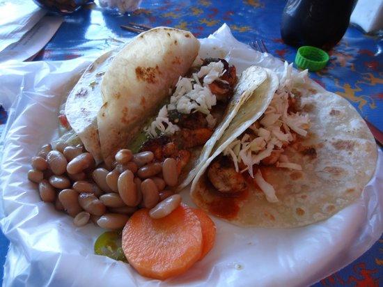Asi & Asado: Lunch #1