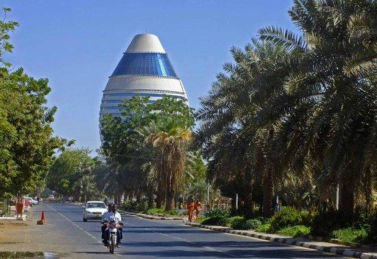 الخرطوم, السودان: Khartoum, Nile Street
