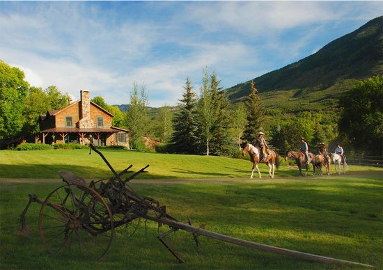 Excellent Smith Fork Ranch Updated 2016 Lodge Reviews Crawford Co Largest Home Design Picture Inspirations Pitcheantrous