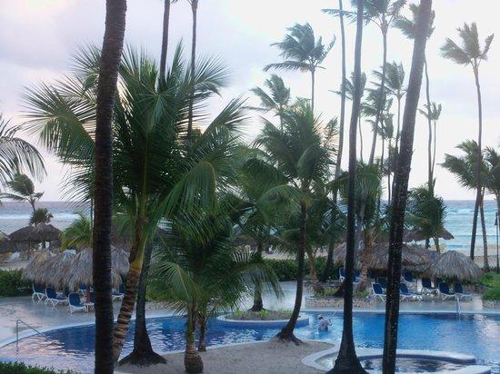 Majestic Colonial Punta Cana : From balcony.