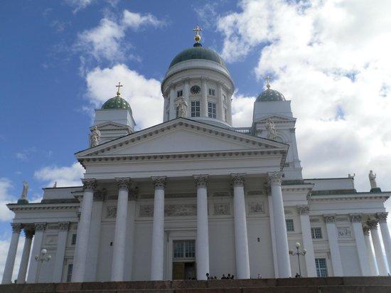 Place du Sénat : Senate Square (Senaatintori)