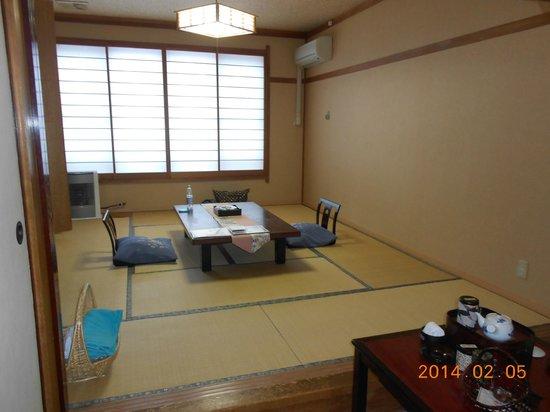 Keiunkaku: 部屋