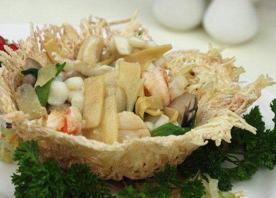 The Venue: seafood