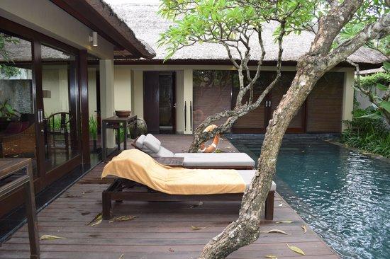 Kayumanis Nusa Dua Private Villa & Spa: Santan Villa