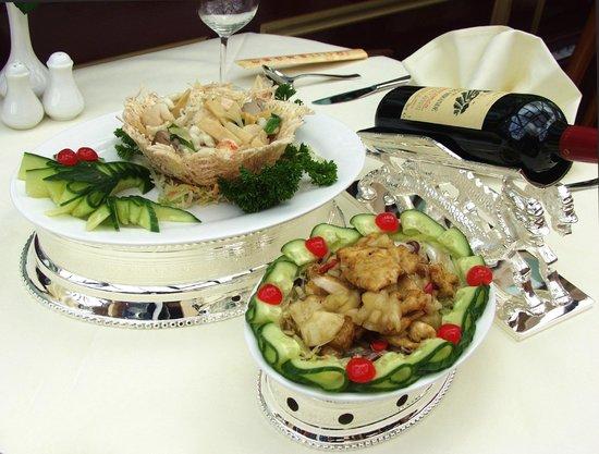 The Venue: birdnest dish