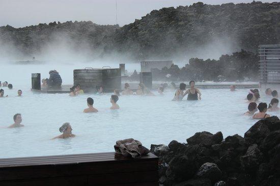 Blue Lagoon Iceland: Blue lagoon spa