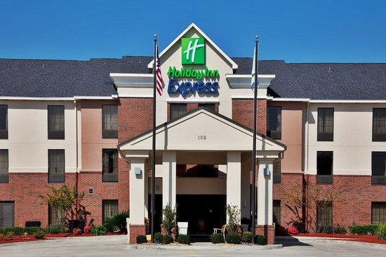 Holiday Inn Express & Suites- Sulphur (Lake Charles) : Hotel Exterior