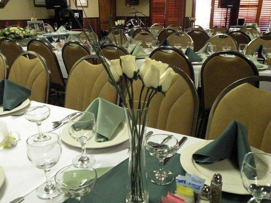 The Fruit Yard : Indoor Banquet Room