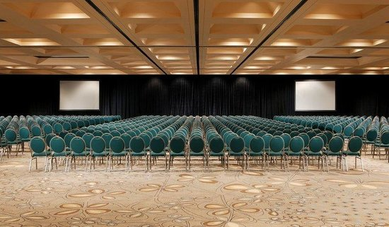 Hyatt Regency Santa Clara: CLARA_P031 Ballroom Theatre without Podium
