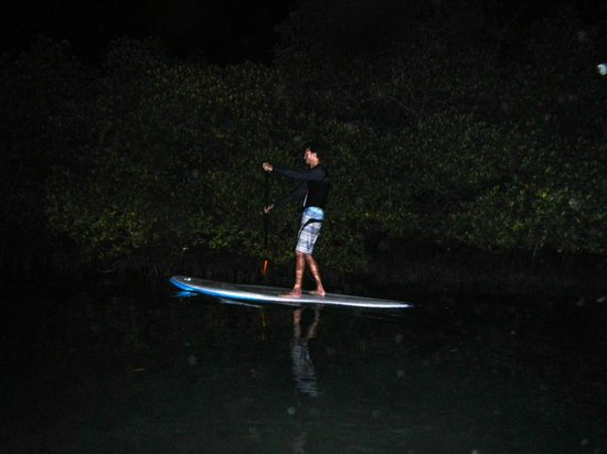Stand Up Paddle Tobago: Our guide Duane