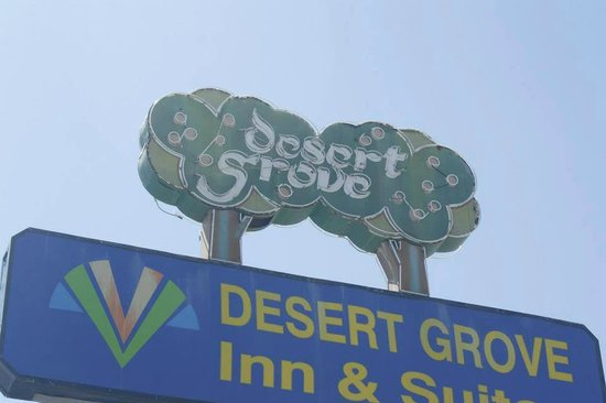 Desert Grove Inn and Suites : Welcome to Desert Grove