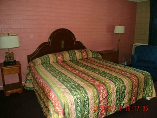 Desert Grove Inn and Suites: our king size beds