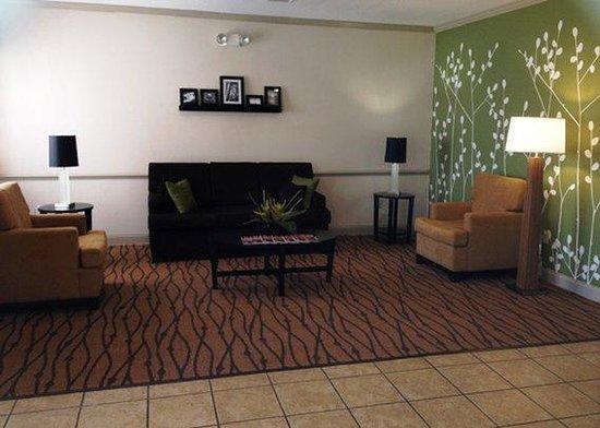 Sleep Inn & Suites: Hotel Lobby
