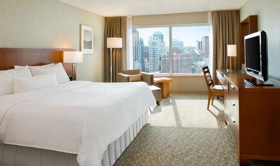 The Westin Convention Center Pittsburgh: Traditional King Room