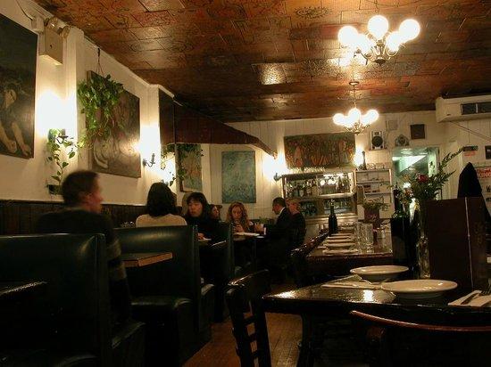 Symposium Greek Restaurant Small Home Style Atmosphere