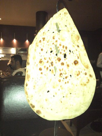 Akbars : One Nan Bread could feed a small town!