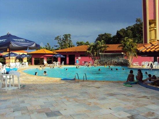 Wish Resort Foz do Iguaçu : piscina