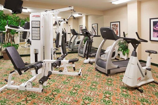 Staybridge Suites Columbus Airport: Fitness Center