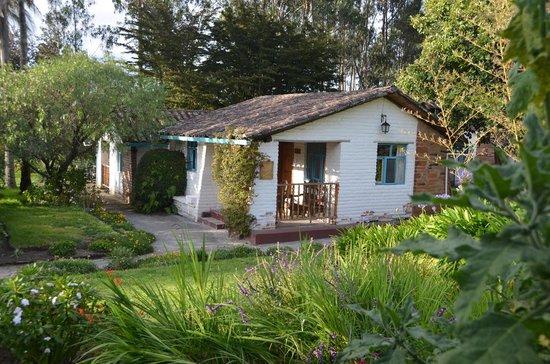 Las Palmeras Inn: Garden Cottage 1