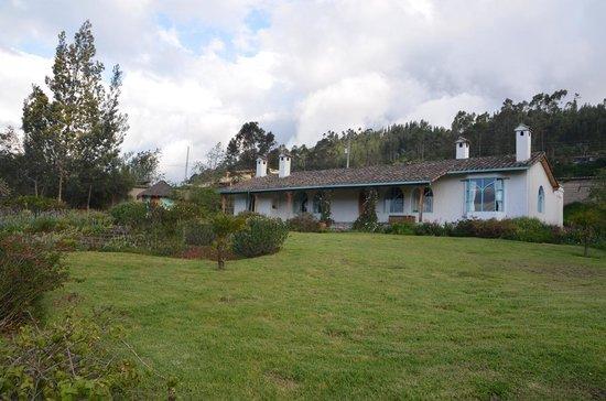 Las Palmeras Inn: Another great casa