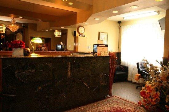 Hotel Park Avenue: interior