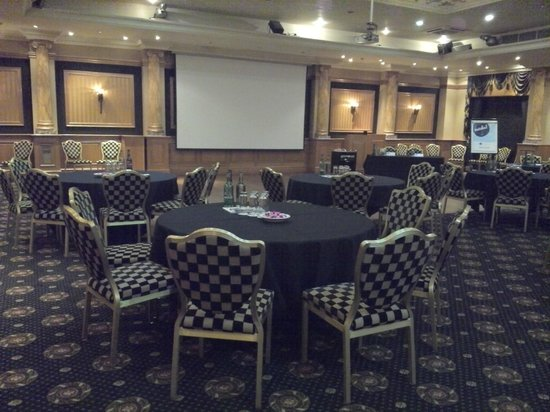 Hallmark Hotel The Queen, Chester: The Colonnades Suite - Spacious event facilities