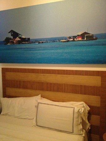 Hotel Santo Toribio: decor